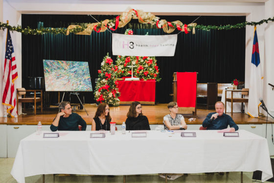 H3 Third Annual Open Panel Discussion about Cancer