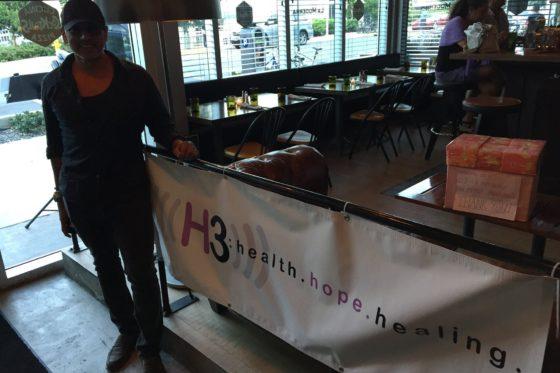 H3 Networking Happy Hour @ La Moderna