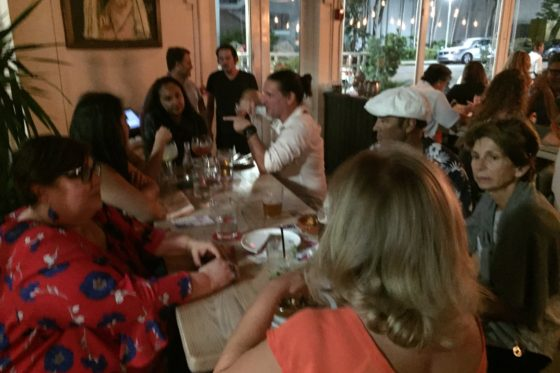 H3 Networking Happy Hour at Barceloneta!